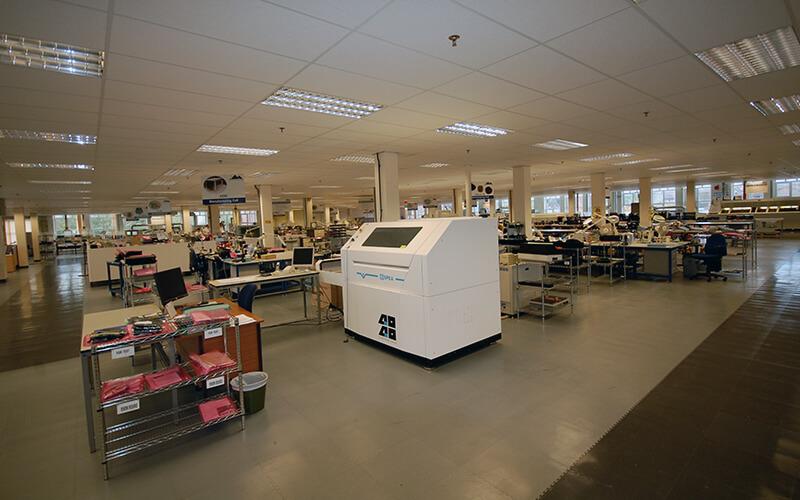 ESD Boden Printer