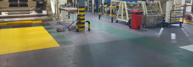 Industrieboden SIG Combiblock