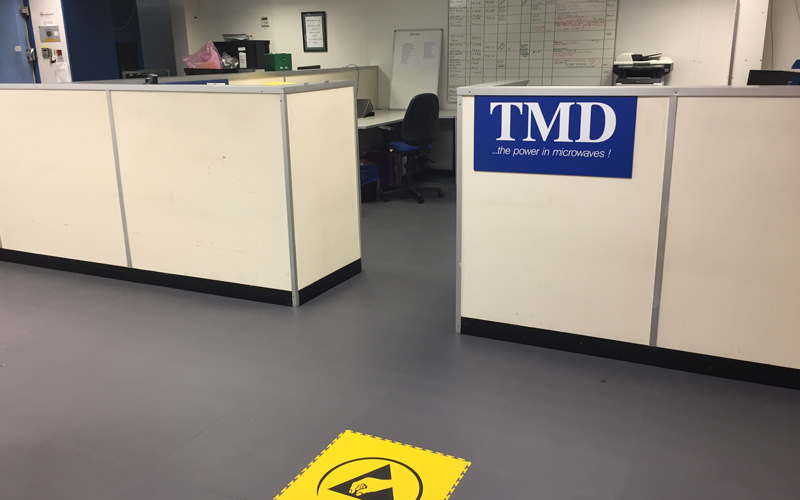 ESD TMD