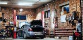 Welcher Boden für die Garage?